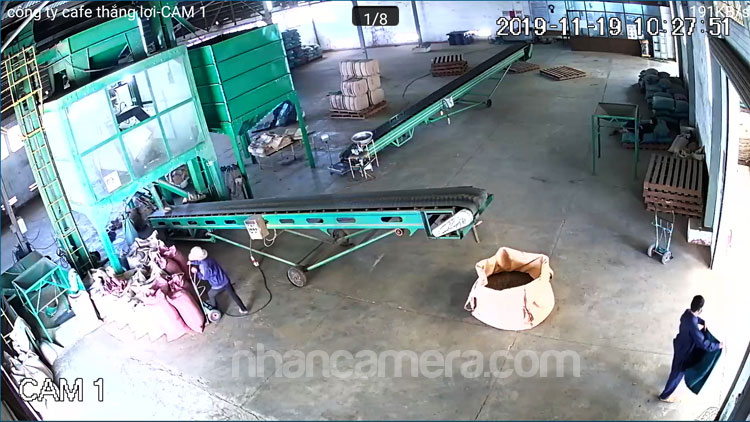 Lắp camera nhà xưởng ở buôn ma thuột